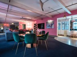 Soho Loft, hotel near Oxford Circus, London