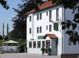 Hotel Landshuter Hof