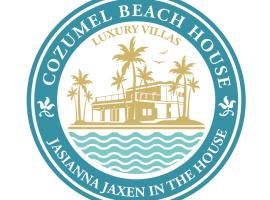Cozumel Beach House Jasianna Jaxen Luxury Beachfront Villa Stunning Ocean Front Vacation Propety
