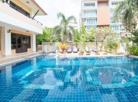 Chaba Garden Resort & Service near Pattaya City Hospital