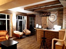 Hotel Starinnyy Tallin, отель в Витязеве