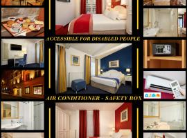 Austin's Arts Et Metiers Hotel