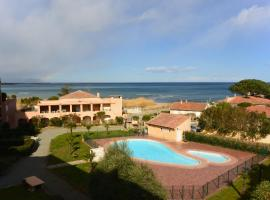 Palmeraie 404- Vue mer, hotel in Sari Solenzara