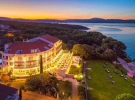 Spa & Wellness Hotel Pinia, hotel in Malinska