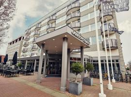 Carlton Square Hotel, hotel dicht bij: Claus Event Center, Haarlem