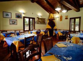 Hotel il nido dell'aquila Villagrande strisaili