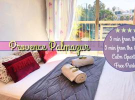 Provence Palmazur, apartment in Cannes