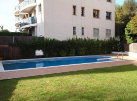 Costa Sitges, apartment in Sitges