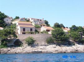 Apartments and rooms by the sea Puntinak, Brac - 12255, room in Selca