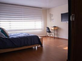 Cozy suite, acogedora suite en Bogota, habitación en casa particular en Bogotá