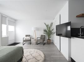 Studio Apartment Hoboken - Rotterdam City Centre, apartment in Rotterdam