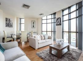 Superb Camden Street Apartment, apartment in Liverpool