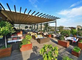 Radisson Blu Iveria Hotel, отель в Тбилиси
