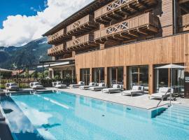 PURE Resort Ehrwald, pet-friendly hotel in Ehrwald
