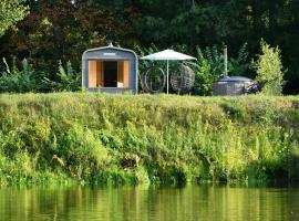Citi Krasti Eco Spa Residence, hotel in Kārļzemnieki