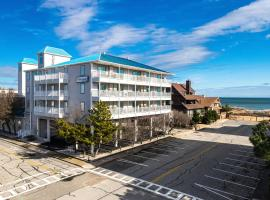 Marylander Condominiums, 90 steps from the beach