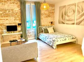 Appartement Cosy Place Jean Moulin