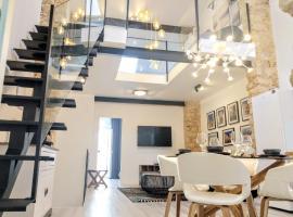 LUXURY NEW Loft, CITY CENTRE & BEACH, Alicante