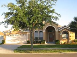 Villa Disney Vacation Rental 4 Bedroom With Heated Pool and Spa