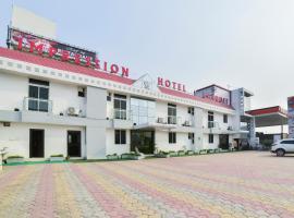 Capital O 69830 Hotel Impression And Banquets, hôtel à Patna