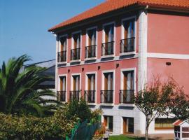 Hotel A Raiña
