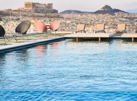 Grand Hyatt Athens, pet-friendly hotel in Athens