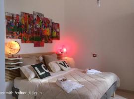 Bedroom Matteucci, B&B in Pisa