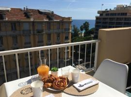 Studio 100m de la mer, apartment in Nice