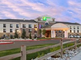 Holiday Inn Express - Colorado Springs - First & Main, pet-friendly hotel in Colorado Springs