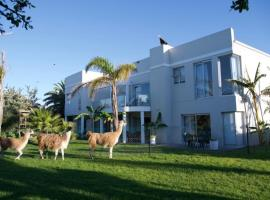 LamaBeach, family hotel in Cape Town