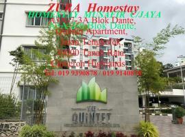 HOMESTAY MUSAFIR C/JAYA