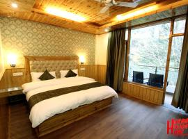 Hotel Hukam's Holiday Home Kasol