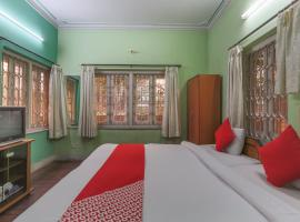 OYO 71524 Be 302, hotel near Netaji Subhash Chandra Bose International Airport - CCU, Kolkata