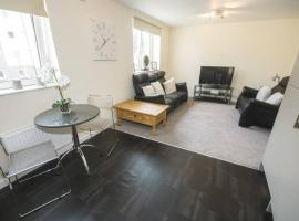 Old Aberdeen University Apartment, pet-friendly hotel in Aberdeen