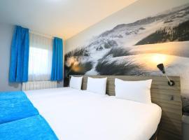 Brit Hotel Le Polder, hotel in Gravelines