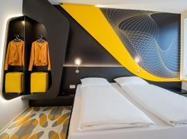 prizeotel Bern-City, hotel in Bern