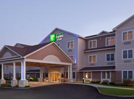 Holiday Inn Express & Suites Tilton, hotel in Tilton
