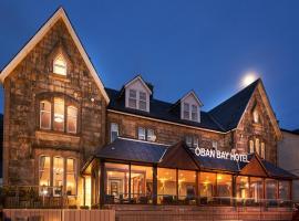 Oban Bay Hotel, hotel in Oban