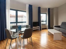 Aparthotel Campus, pet-friendly hotel in Oviedo