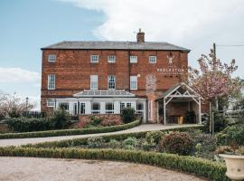 Kedleston Country House, hotel near Kedleston Hall, Derby