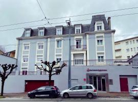 Best Western Plus Richelieu, hotel in Limoges