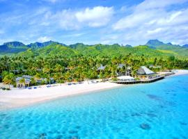 The Rarotongan Beach Resort & Lagoonarium、ラロトンガ島のホテル