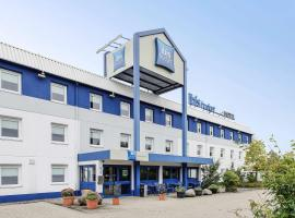 ibis Budget Rostock Broderstorf, Hotel in der Nähe vom Flughafen Rostock-Laage - RLG, Rostock