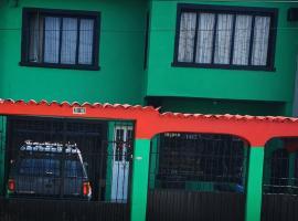 La Premier, habitación en casa particular en Bogotá