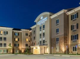 Candlewood Suites Columbia Hwy 63 & I-70, hotel in Columbia