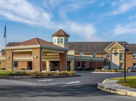 Comfort Inn Lancaster at Rockvale, hotel with pools in Lancaster