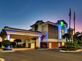 Holiday Inn Express Hotel & Suites Jacksonville North-Fernandina, hotel near Jacksonville  International Airport - JAX, Yulee