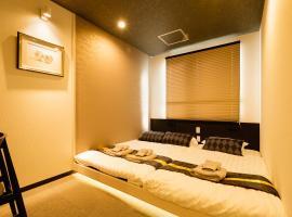 【悠悠大阪港浮世绘主题】海游馆旁和风家庭双床房3