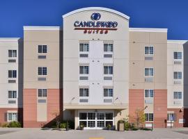 Candlewood Suites Williston, hotel in Williston