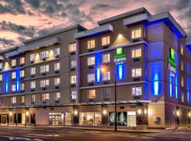 Holiday Inn Express & Suites Victoria-Colwood, hotel near Juan de Fuca Golf Club, Colwood